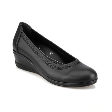 Polaris 92.101020.Z Kadın Sandalet Siyah